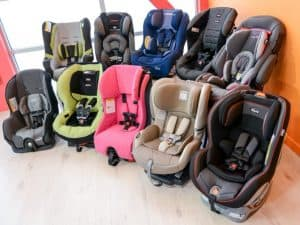 What Are Convertible Car Seats
