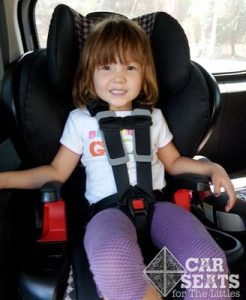 car seat for 4 year old