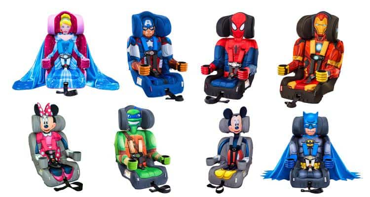 Best Superhero Car Seats