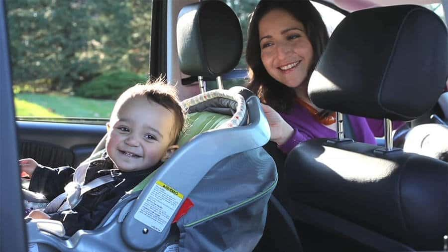 Car Seats For 3 Year Olds