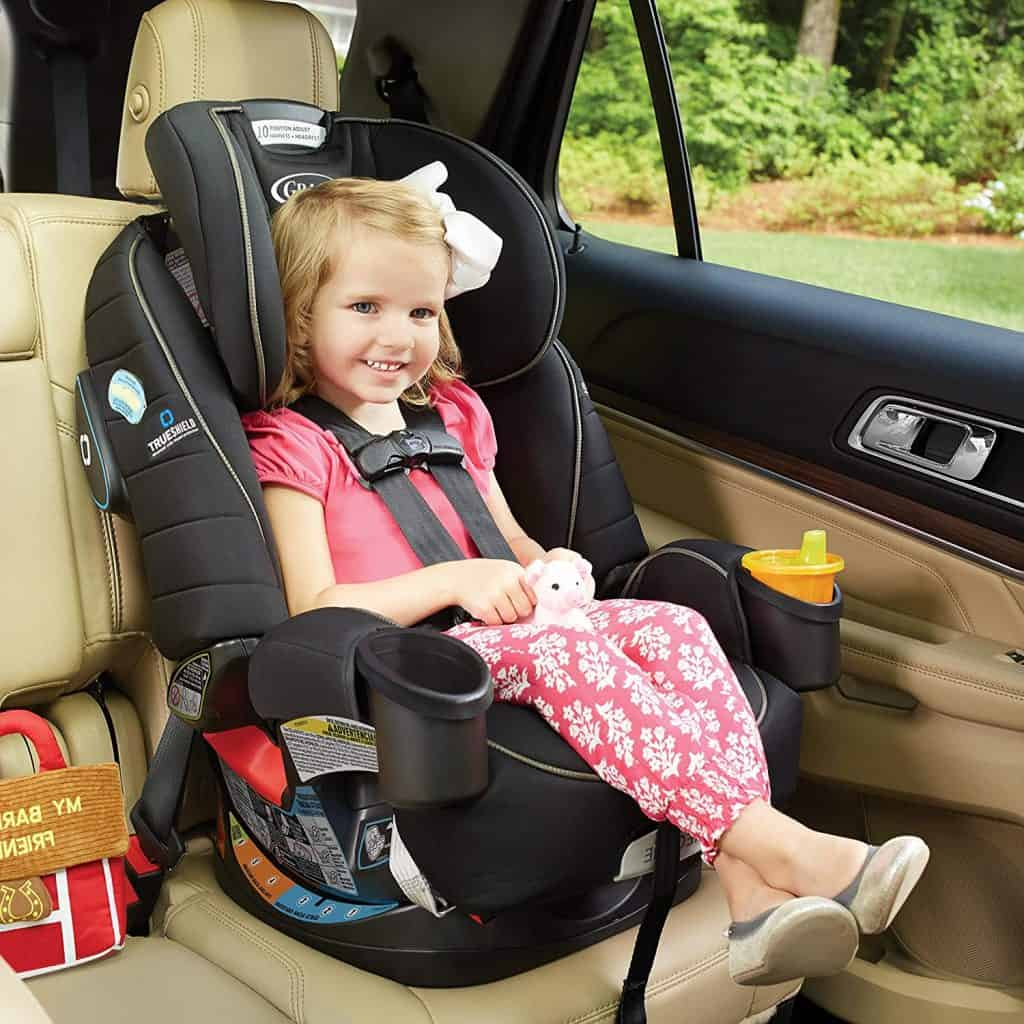 Graco 4-in-1 Convertible Car Seat