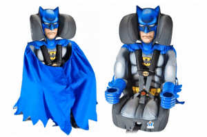 superhero car seats