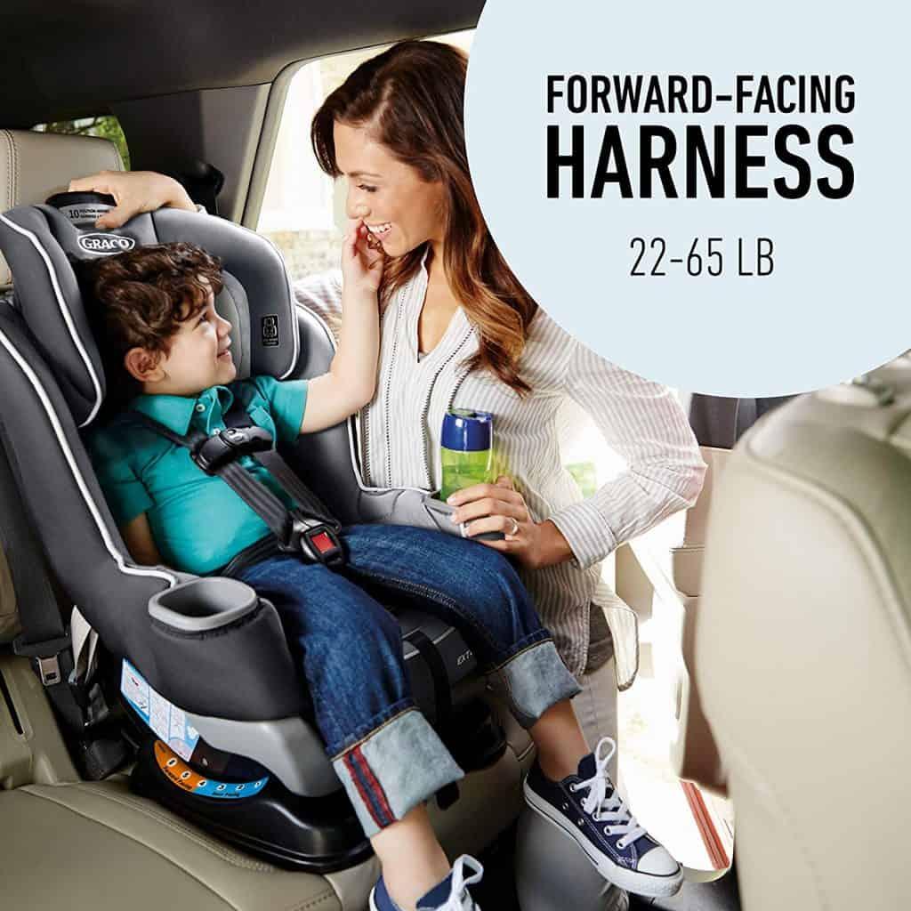 Graco Entend2Fit Convertible Car Seat
