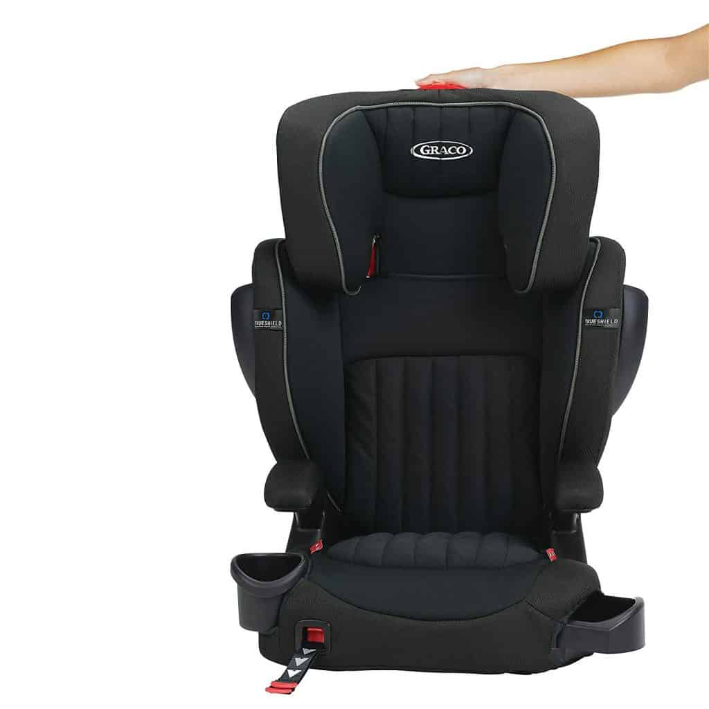 Graco TurboBooster LX High Back Car Seat
