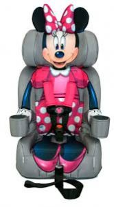 minnie mouse car seat