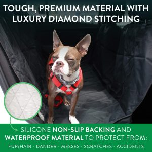 pet proof car seat covers