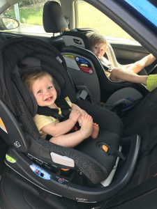 rear facing fl car seat laws