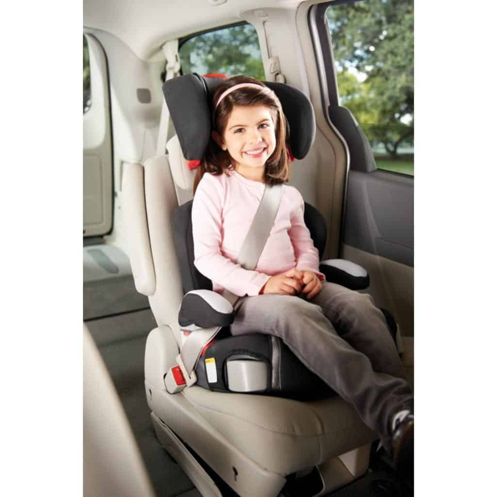 car seat for 5 year old