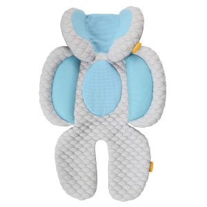Brica Cool Cuddle Head and Body Support for Car Seat