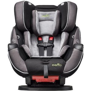 Evenflo Symphony Elite Car Seat