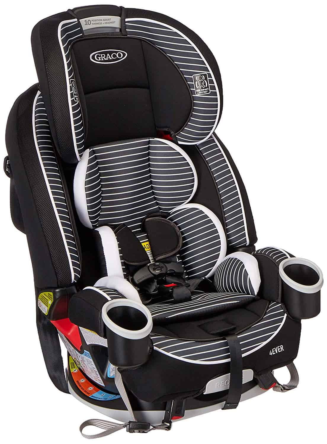 Graco 4ever Car Seat Review With Faqs