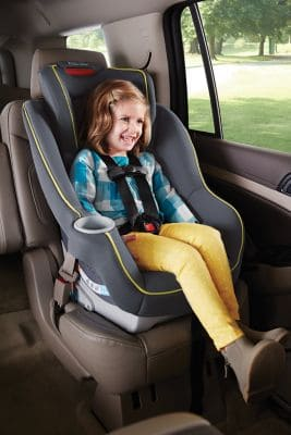 graco contender 65 convertible car seat brass