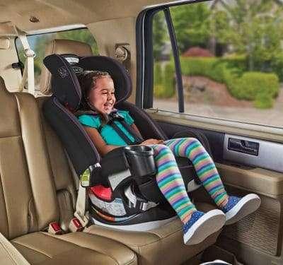 Graco Grows4Me Car Seat