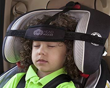 When to Remove Head Support from Car Seat
