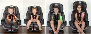 Graco Grows4Me 4-in-1 Car Seat