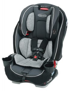 Graco Slimfit All-In-One Convertible Car Seat Review