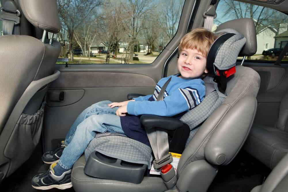 Idaho car seat laws