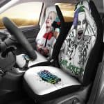 Joker and Harley Quinn Car Seat Covers CW6543