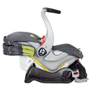 The Baby Trend EZ Flex Loc Infant Car Seat