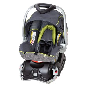 The Baby Trend EZ Flex Loc Infant Car Seat