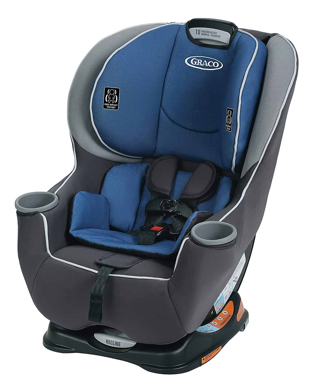 The Graco Sequel 65 Car Seat Review - Every Car Seat Has A Mom