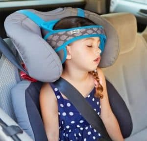 Toddler Car Seat Head Support