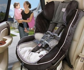 how to get blood out of car seat