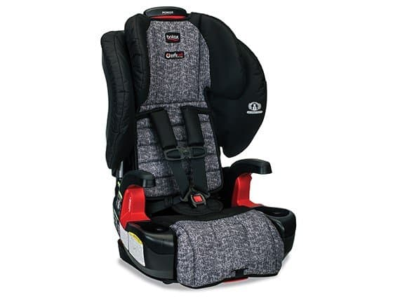Britax Pioneer 70 Harnessed Booster Seat