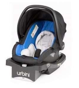 Urbini Sonti Infant Car Seat Review
