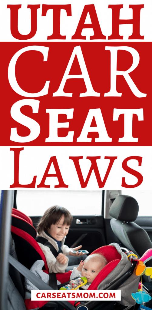 Utah Car Seat Laws
