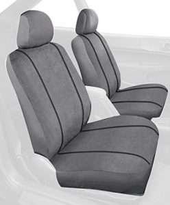 Saddleman Microsuede Custom Seat Covers: The Custom Option