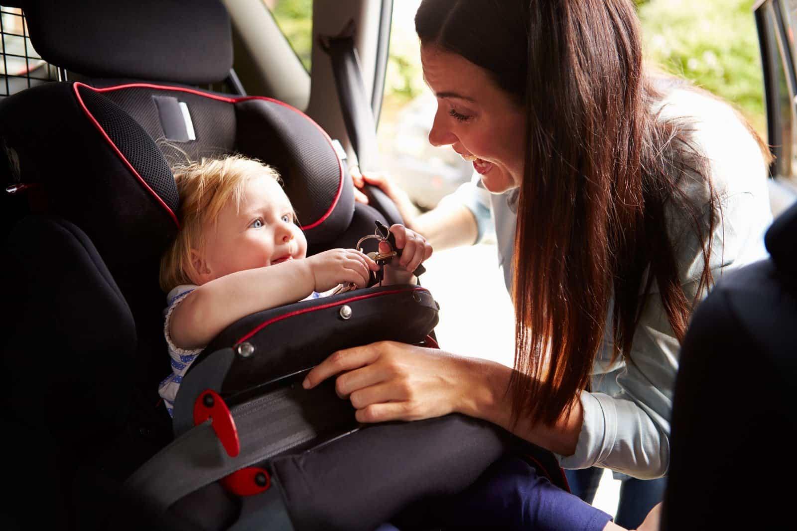Alabama Car Seat Laws