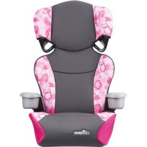 Evenflo Big Kid Sport High Back Booster Seat