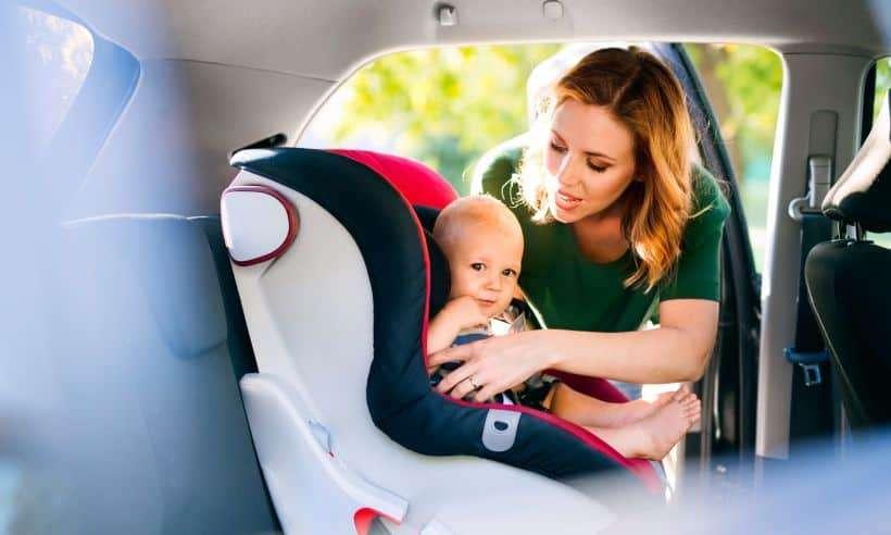 Minnesota car seat laws