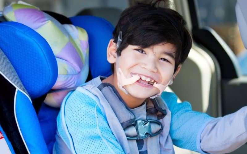 special needs car seats