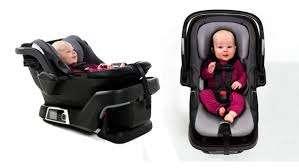 Self Installing Car Seat