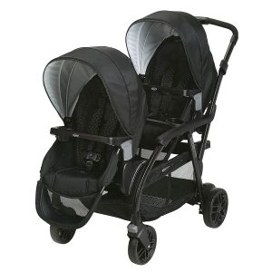 Graco Duoglider double stroller Review
