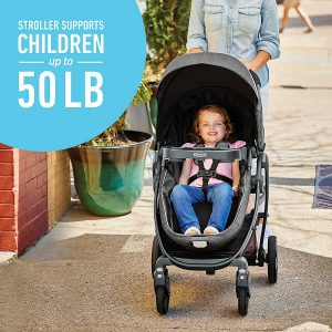 The Graco Modes Click Connect Travel System