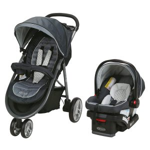 The Graco Aire3 Click Connect Travel System