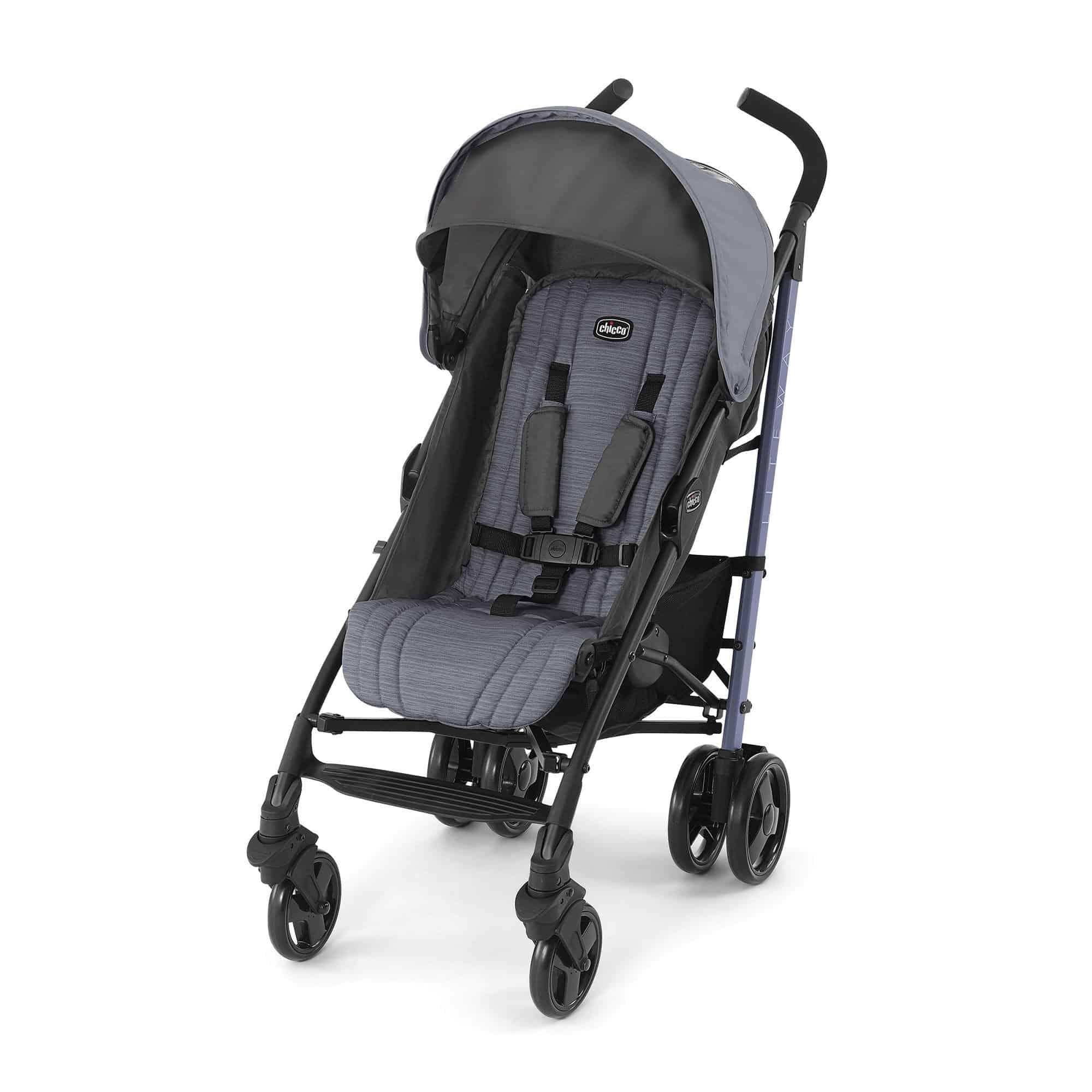 Chicco Liteway Stroller Review [Super Lightweight]