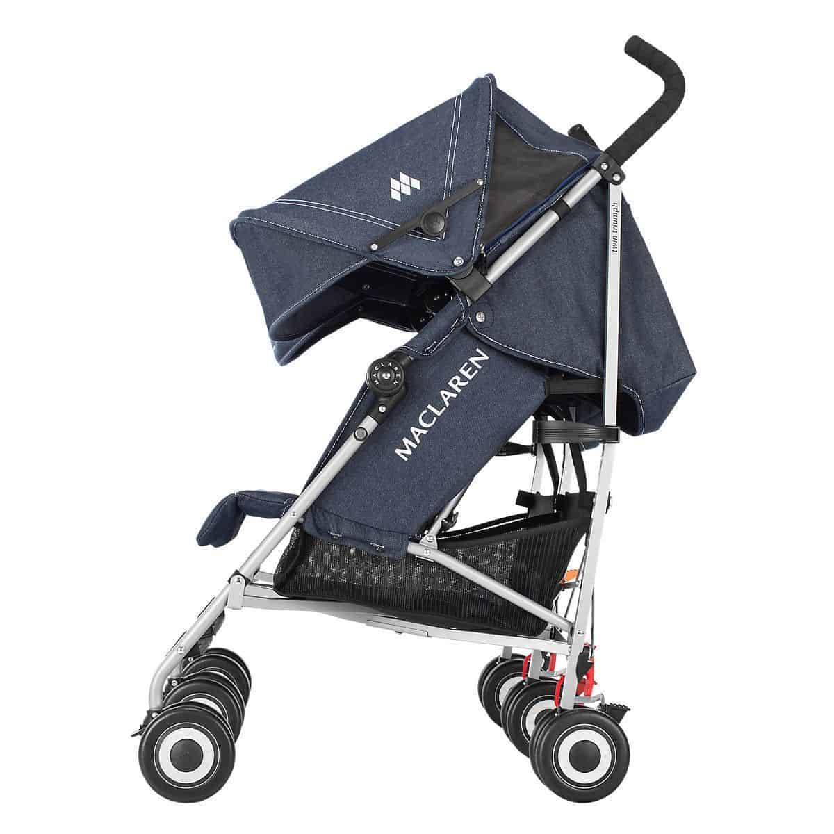 Maclaren Twin Triumph Review Double Stroller - Every Car ...