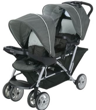 Detailed Graco Duoglider Double Stroller