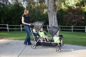 Peg Perego Triplette Stroller Review