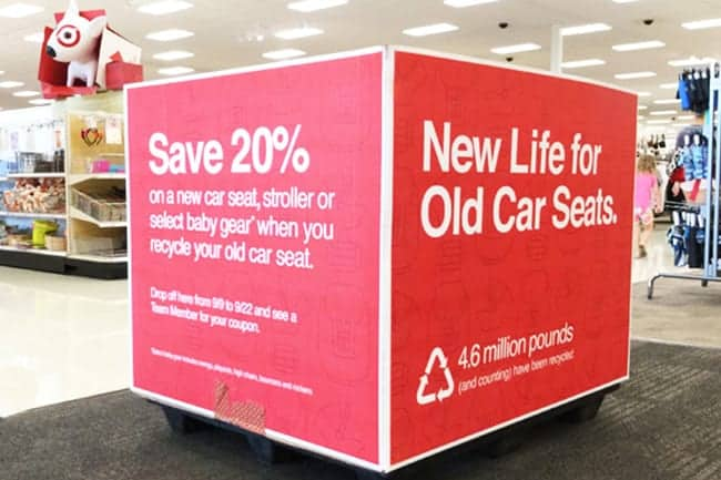 Car Seat Trade in Programs