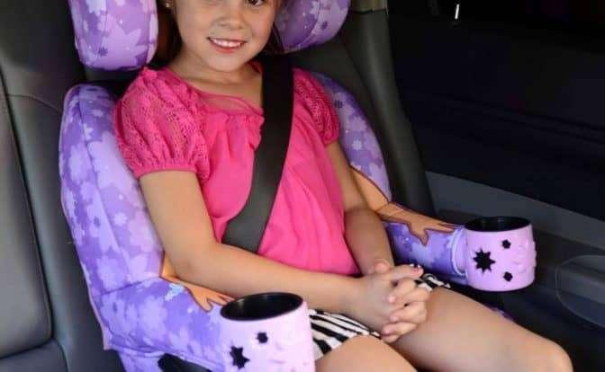 KidsEmbrace Dora car seat
