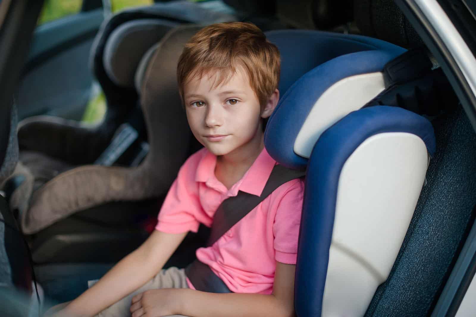 Vermont car seat laws