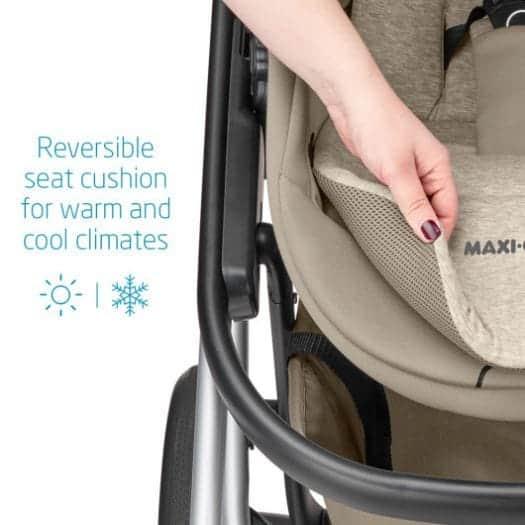 maxi cosi stroller seat liner