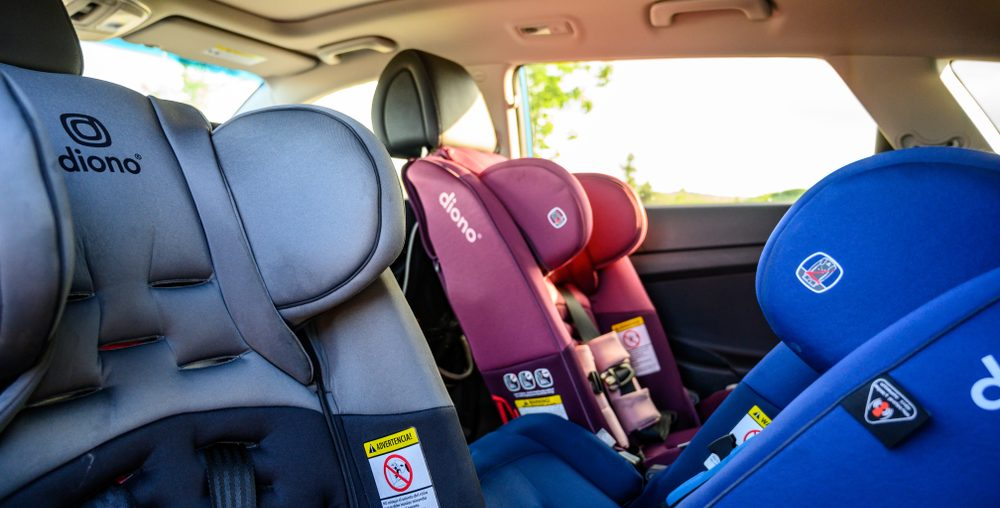 Safest Place for Car Seat