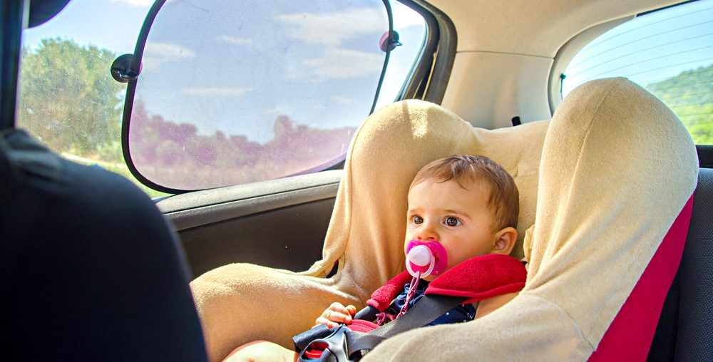Best Car Window Shades for Babies